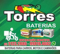 Baterias NOVAS À PARTIR DE 179,99 COM 15 MESES DE GARANTIA