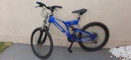 Bicicleta GT dupla suspensao aro 26