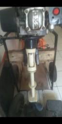 Motor de popa 6 hp
