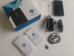 Smartphone Moto X Style 4G Dual chip 32GB preto XT1572 - Usado