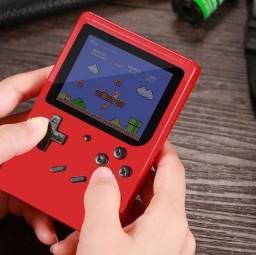 Video game portátil 400 jogos clássicos da nintendo suporte para tv ultimas unidades