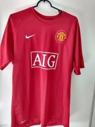 Camisa Manchester United 2008 - Nike
