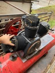 Cabeçote compressor 40 pés schulz