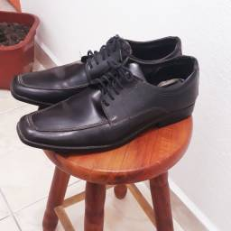 Sapato social - Preto - Nº 40