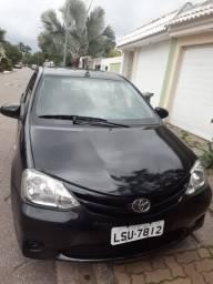 Toyota etios 16/17 hp 1.3l flex 16v at
