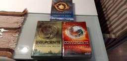 Série livros Divergente