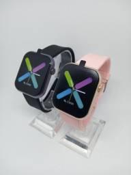 R$185 Smartwatch P9 produto novo