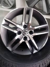 Rodas Volkswagen aro 15 com pneus
