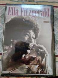 Dvd Ella Fitzgerald live at montreaux