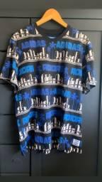 Camiseta adidas Palmeiras ? Nigo