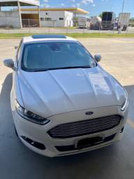 Ford Fusion Tittanium PLUS 2015 AWD TURBO - segundo dono!