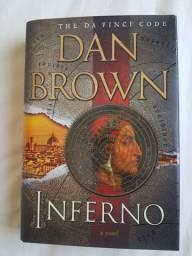 Livro Inferno do autor Dan Brown