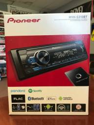 Toca CD Radio Pioneer NOVO