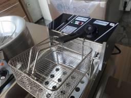 Fritadeiras elétrica vários modelos novas pronta entrega