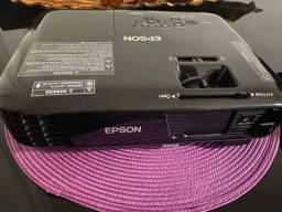 Projetor Epson Powerlite S31+ 3200A Lumens