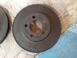 Disco de freio semi novo