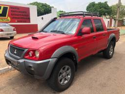 L200 outdoor hpe 2.5 4x4  2012