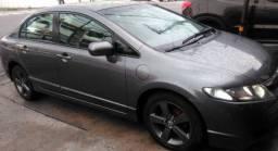 Civic lxs sedan 1.8 16v automático 2009