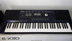 Teclado Arranjador Roland E-X30