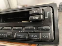 Toca fitas radio Sony das antigas garantia instalado na hora em seu carro