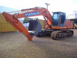Peças da escavadeira Fx215
