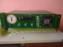 Amplificador com bluetooth