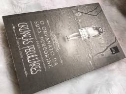Livro O Orfanato da Sra. Peregrine para Crianças Peculiares