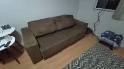 Sofá com Chaise retrátil 2.10 x 1.10 usado