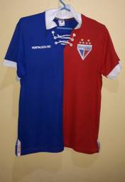 Camisa Oficial Do Fortaleza retrô