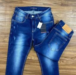 Calça jeans Premium Tommy