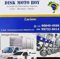 Disk Motoboy