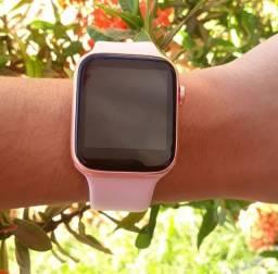 Relógio inteligente Smartwatch Gold Aceitamos Cartão