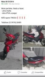 Moto 50 Cil