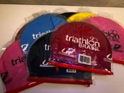 Touca de silicone Triathlon Hammerhead