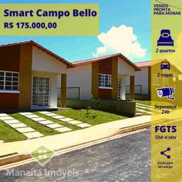 Smart Campo Belo Pronta para morar