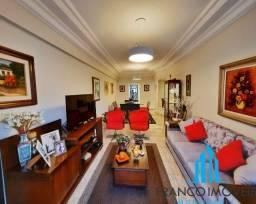Todo Mobiliado, apartamento de 3 Qts mais Dce na melhor localização da Praia do Morro