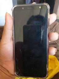 Samsung J6 Leia o anúncio