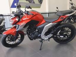 Fazer 250cc 2021 Abs 0km