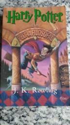 Livros Harry Potter 1, 2 e 3