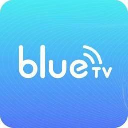 Sua mxq com blue tv 1 ano e 10 meses