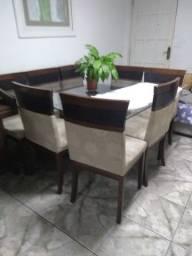 Mesa de 8 lugares Silvia designer
