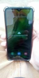 Samsung Galaxy a10 na caixa com nota fiscal