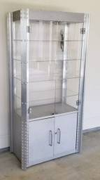 Expositor Oakley double wide x-metal display tower
