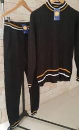 Lindo conjunto em tricot
