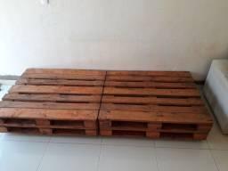 Vendo sofá de palete