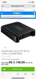Módulo amplificador Hertz HCP 4D
