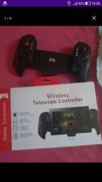 Controle game via Bluetooth