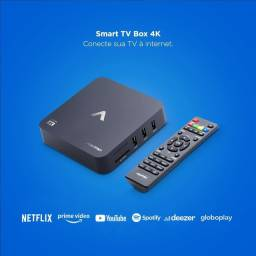 Smart TV Box 4K