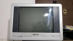 TV Gradiente 20° tela plana ótimo estado.