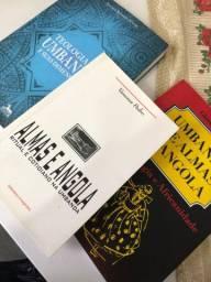 Livros de Umbanda, Espírita, Almas e Angola